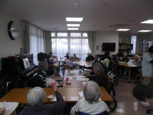 ピアノまきおちカフェ